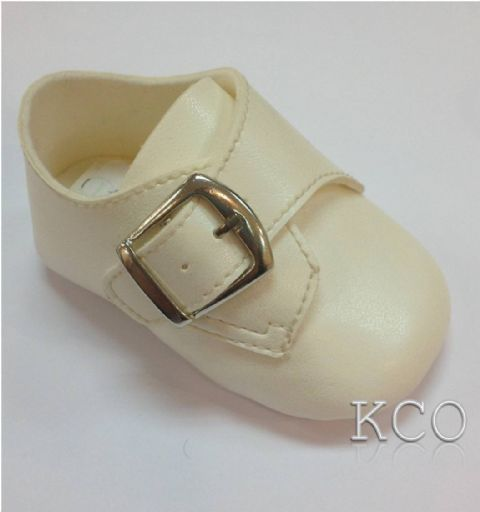 Style FJS004 Ivory~Boys Shoes